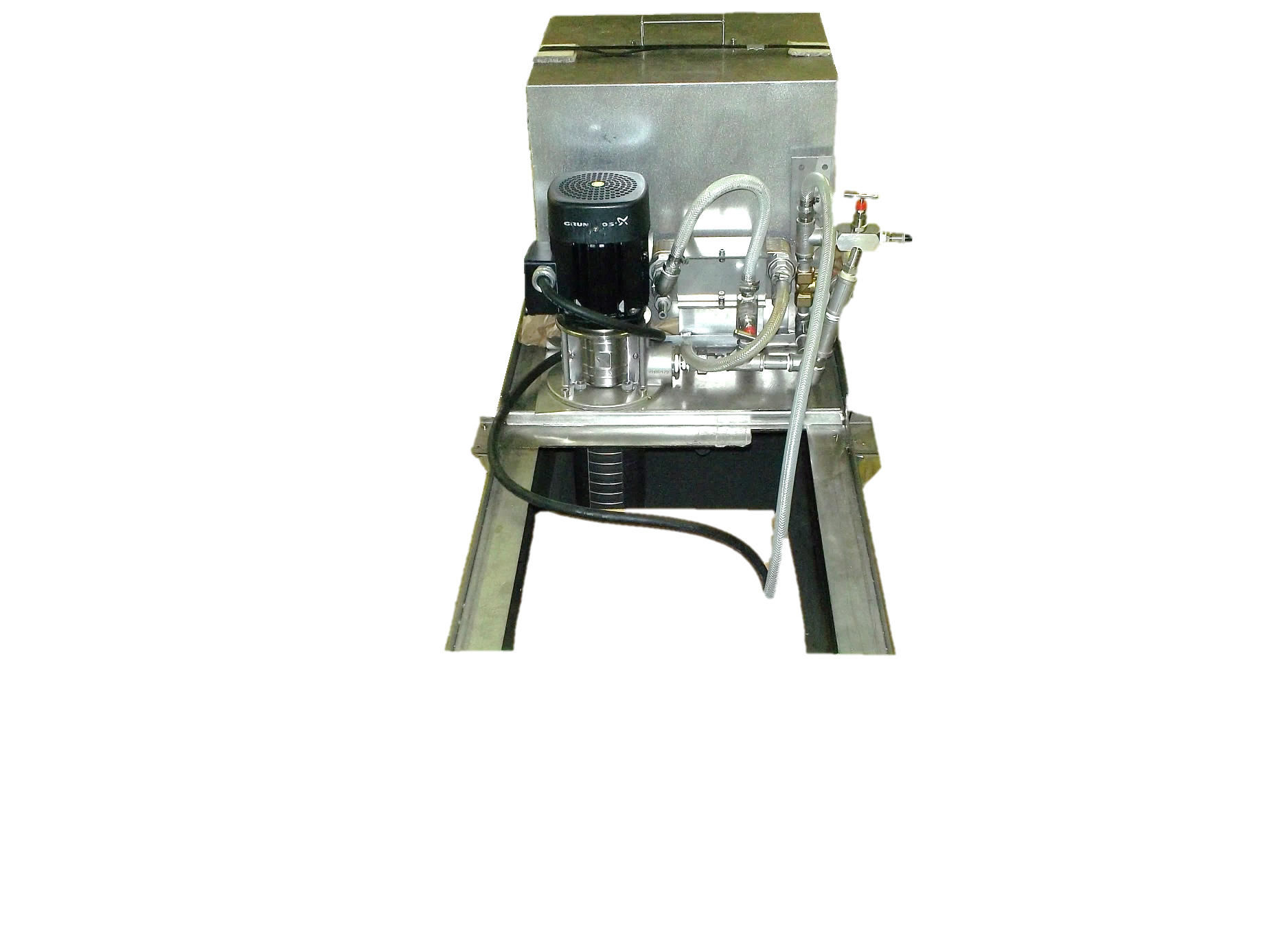5g FHD-5 6 Axis EDM System - TEK5USA